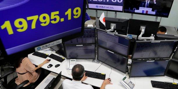 La bourse de tokyo finit en legere baisse[reuters.com]