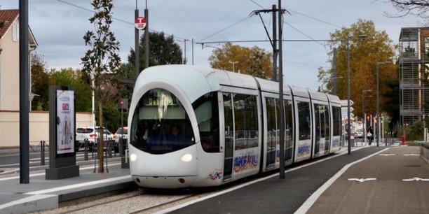 Parmi les projets du Sytral, le prolongement de la ligne T6 vers le Nord