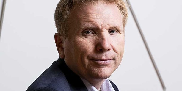 Acteur du monde de l'assurance, Lionel Fournier s'est toujours senti proche de l'univers des entrepreneurs.