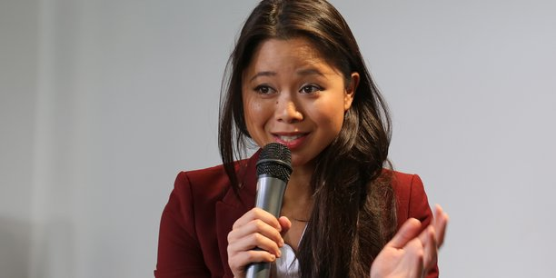 Kat Borlongan, la directrice de la Mission French Tech.