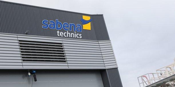 Sabena technics vient d'agrandir son pôle peinture proche de l'aéroport Toulouse-Blagnac.