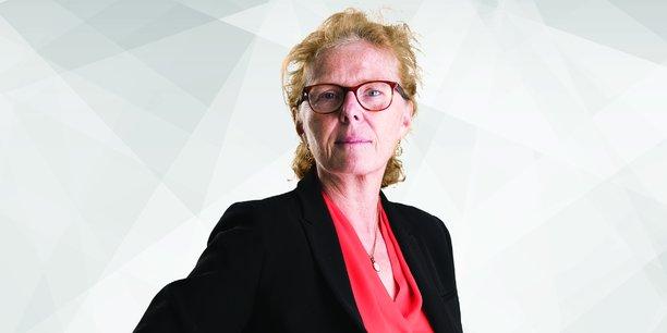 Sophie Jullian, présidente de Pulsalys
