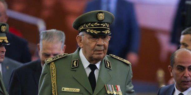 Le général Ahmed Gaïd Salah est mort lundi d'une crise cardiaque à l'âge de 79 ans.