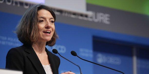 Laurence Boone milite pour davantage de transparence en matière commerciale et se prononce en faveur d' un nouveau système de taxation internationale