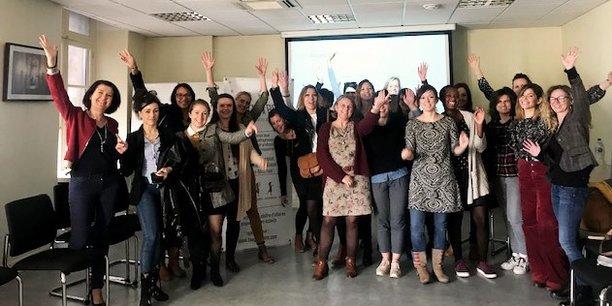 Le réseau féminin de développement de business a été créé à Bayonne (Pyrénées-Atlantiques) le 18 décembre dernier.