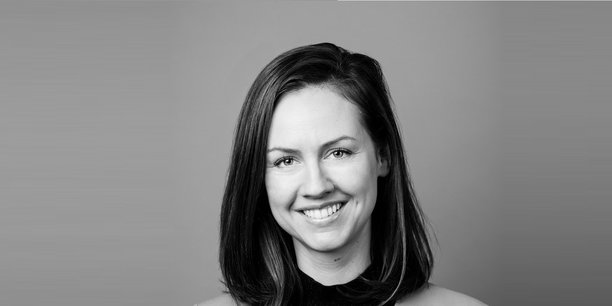 Anne Villette Raoul-Duval directrice d'Investissements au Pôle Industries Créatives.