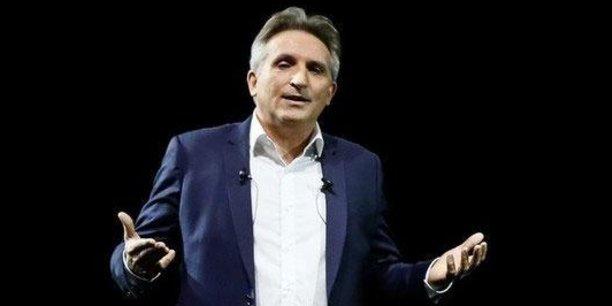 Franck Lebouchard, le CEO de Devialet.