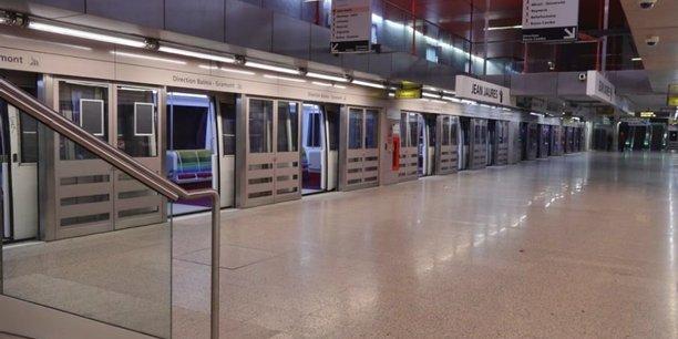 La longueur des rames de métro à Toulouse a été doublée, elle est dorénavant de 52 mètres.