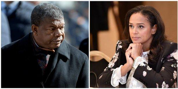 Angola : Joao Lourenço va-t-il ébrécher la fortune d'Isabel dos Santos ?