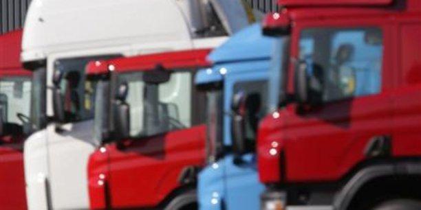 La traction et la logistique tiennent une place centrale dans le groupe Hautier.