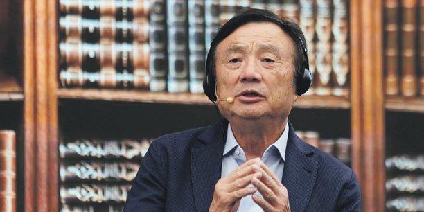 Ren Zhengfei, le fondateur et chef de file de Huawei.