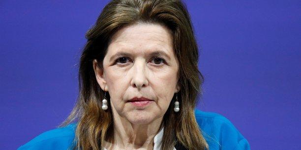 Sophie Bellon (en photo), présidente du conseil d'administration de Sodexo, a remis son rapport mardi à la ministre du Travail.