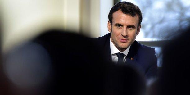 Macron veut des propositions pour ameliorer la deontologie des forces de l'ordre[reuters.com]