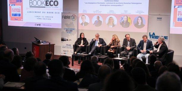 À l'occasion du lancement de son 7ème Book Éco, La Tribune a organisé une table ronde sur l'émergence des grandes entreprises de demain.