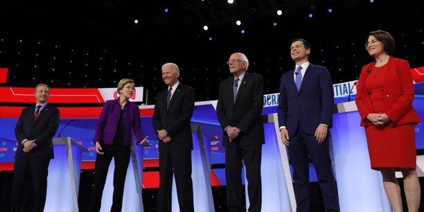 Usa 2020: dernier debat pour les democrates avant la primaire dans l'iowa[reuters.com]