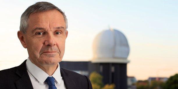 Denis Allard est le directeur du site toulousain de Thales Alenia Space depuis novembre 2019.