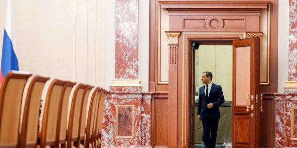 Russie: le gouvernement medvedev demissionne[reuters.com]
