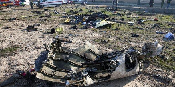 Ukraine airlines: kiev veut savoir si teheran lui remettra les boites noires[reuters.com]