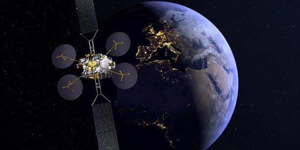 Stratégiquement le satellite de télécoms Konnect est un programme de première importance pour Eutelsat, dont la croissance est centrée sur la connectivité