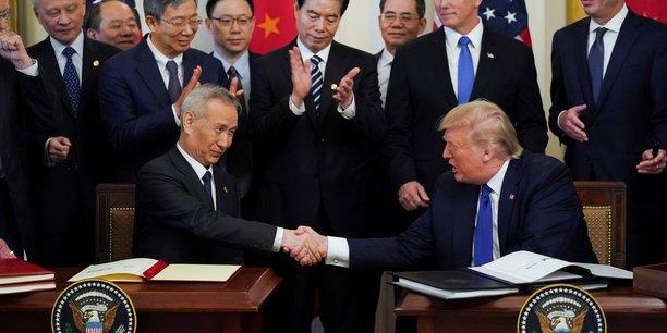 La chine achetera 200 milliards de dollars de biens et services us supplementaires[reuters.com]