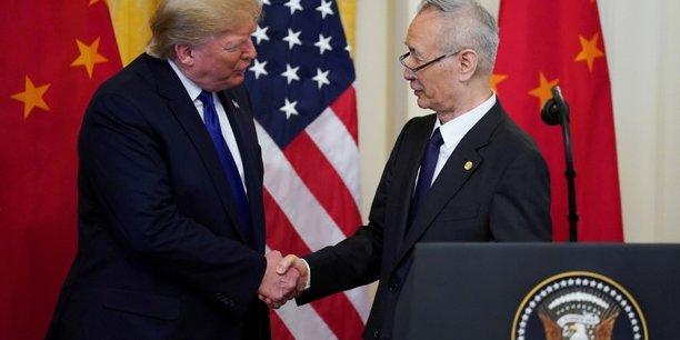 Treve commerciale entre les etats-unis et la chine[reuters.com]