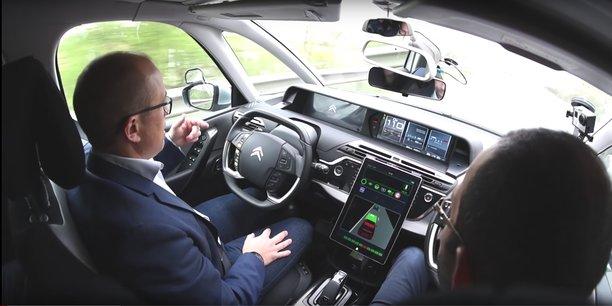 La voiture autonome, le taxi-robot… science-fiction ou réalité ?