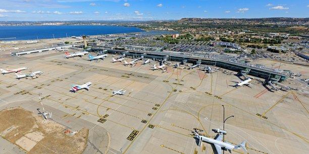 En croissance, l'Aéroport Marseille Provence insiste sur le lien avec le monde économique