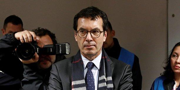 Jean-Pierre Farandou, PDG de la SNCF depuis le 1er novembre.