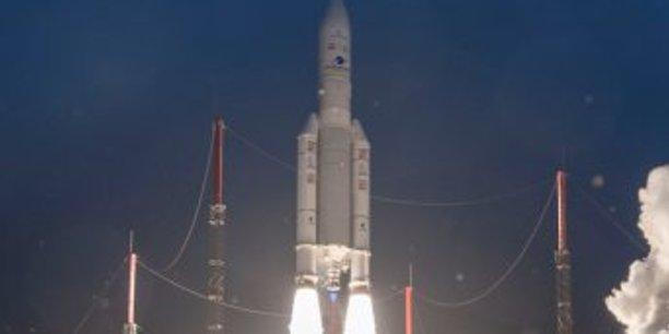 Arianespace prévoit jusqu'à cinq lancements d'Ariane 5 en 2020