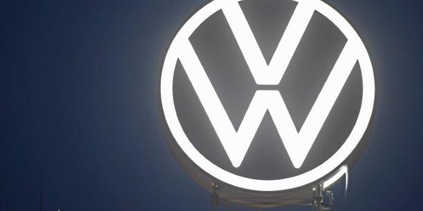 Volkswagen va racheter 20% du fabricant chinois de batteries electriques, selon deux sources[reuters.com]