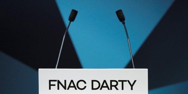 Fnac darty a suivre a la bourse de paris[reuters.com]