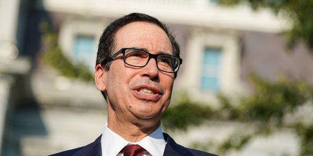 Nous cherchons à financer le gouvernement au moindre coût possible pour les contribuables, a déclaré Steven Mnuchin (en photo), le secrétaire au Trésor américain.