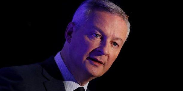 Pas de retrait de la taxe francaise sur le numerique sans solution internationale, annonce le maire[reuters.com]