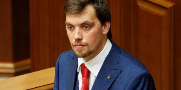 Apres un enregistrement embarrassant, le premier ministre ukrainien propose sa demission[reuters.com]