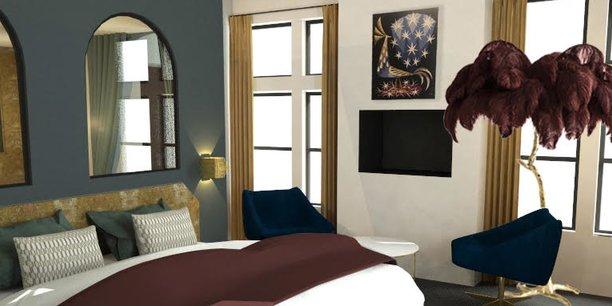Hôtellerie : MiHotel investit la Tour Rose