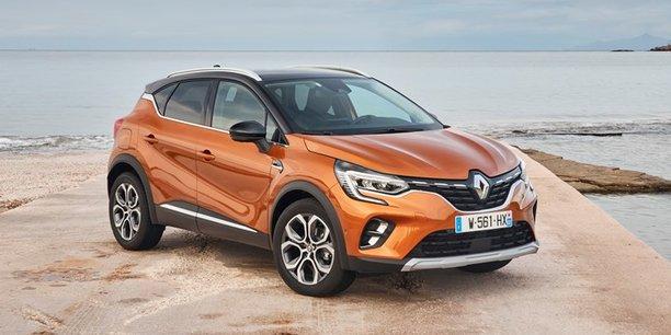 Renault Captur : la star des petits SUV de retour, plus beau, plus fort