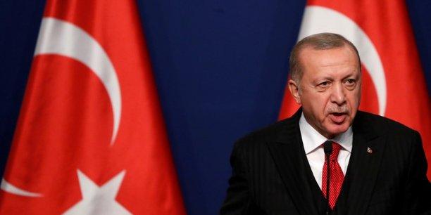 Erdogan exhorte l'europe a soutenir la turquie en libye[reuters.com]