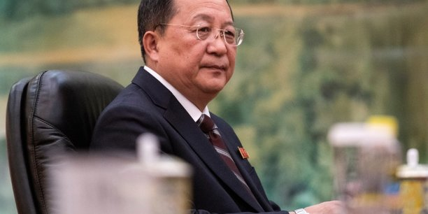 Le chef de la diplomatie nord-coreenne aurait ete remplace[reuters.com]