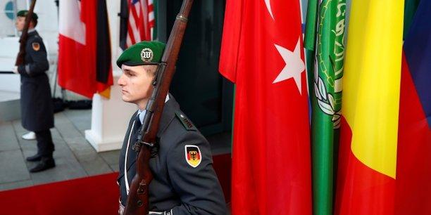 Libye: belligerants et puissances etrangeres a berlin pour une reunion de crise[reuters.com]