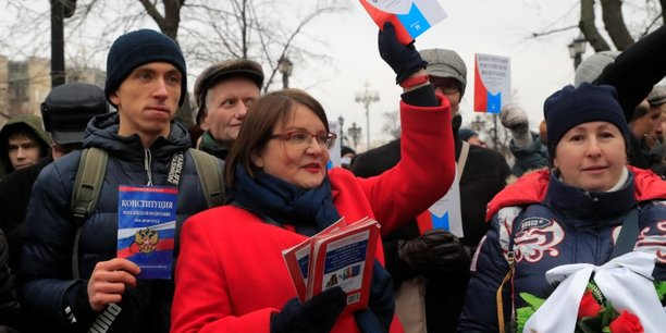 Une manifestation a moscou contre la reforme lancee par poutine peine a federer[reuters.com]