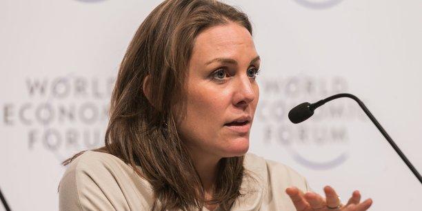 Martina Larkin.