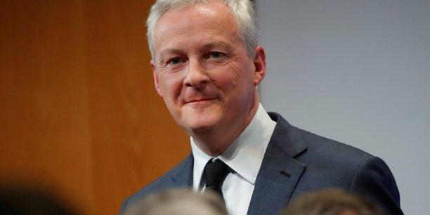 Paris espere un accord sur la taxe gafa mais c'est loin d'etre gagne[reuters.com]