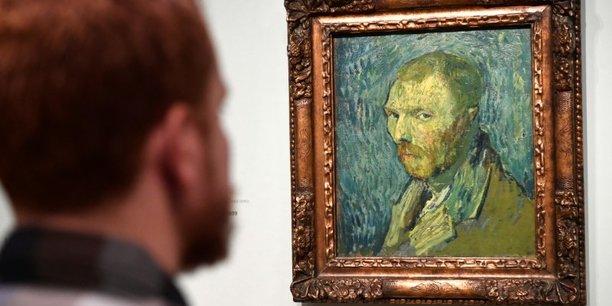 Un autoportrait de van gogh authentifie apres six ans d'expertise[reuters.com]