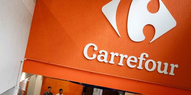 Carrefour etoffe son offre de produits frais en ligne avec potager city[reuters.com]