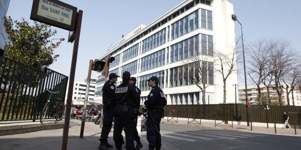 Sept hommes arretes dans le finistere pour un projet d'attentat[reuters.com]