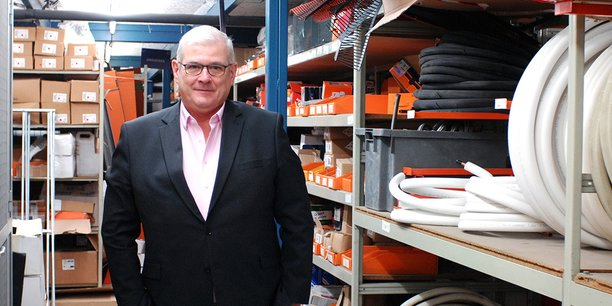 La PME de Serge Cunin prospecte le marché ivoirien avec une offre dans la méthanisation.