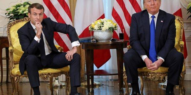 Trump et macron calment le jeu sur la taxe numerique[reuters.com]