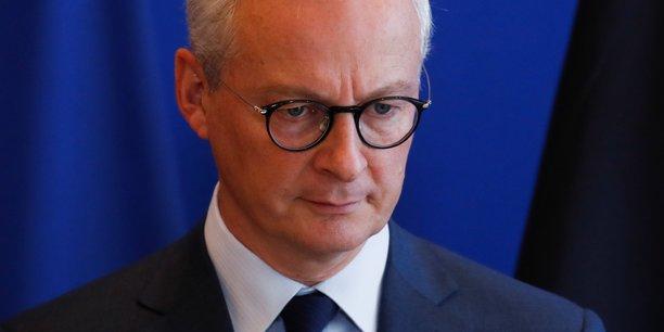 France et usa vont dans la bonne direction sur la taxe numerique, declare le maire[reuters.com]