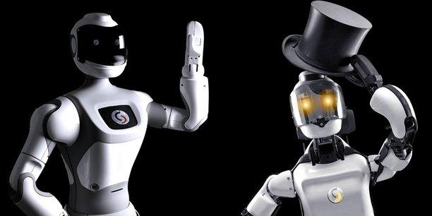 Cybedroïd prévoyait d'écouler 45 robots en 2020.