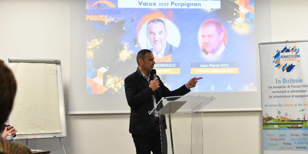 Olivier Giorgiucci a interpellé les candidats aux municipales de Perpignan